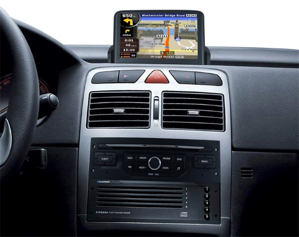 Multimedia Gps Peugeot 307 P 460 on jvc wiring diagram