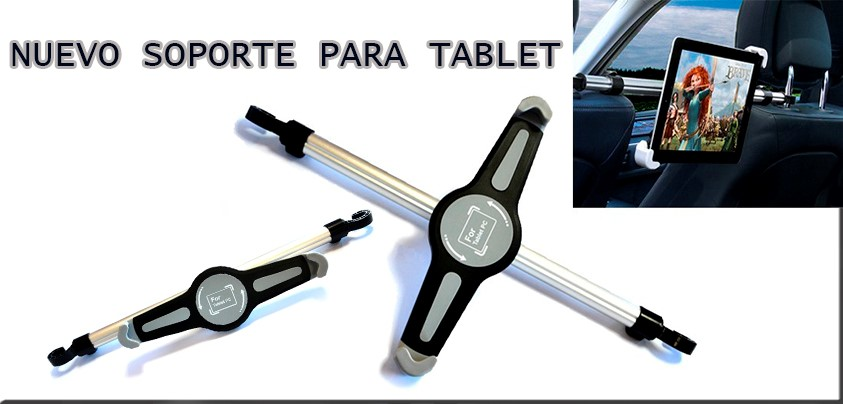 Soporte Central Para Tablet Ipad P 2510 on jvc car audio