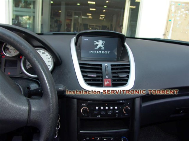 multimedia gps peugeot 207 con tv digital tdt multimedia y gps varias marcas