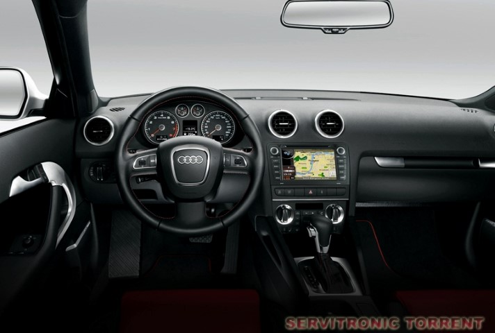multimedia gps audi a3 audi. Black Bedroom Furniture Sets. Home Design Ideas