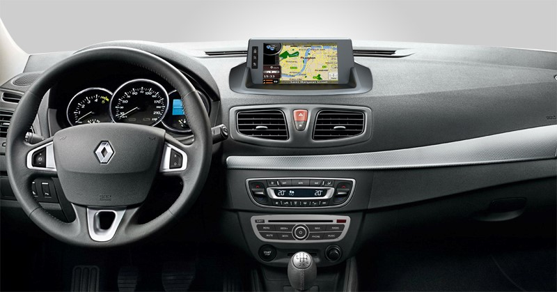 multimedia gps para renault megane iii renault fluence renault. Black Bedroom Furniture Sets. Home Design Ideas