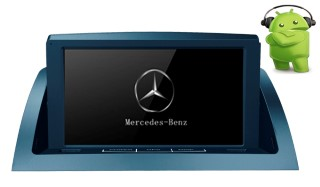 mercedes c w204 radio monitor 8 gps hd android mercedes. Black Bedroom Furniture Sets. Home Design Ideas