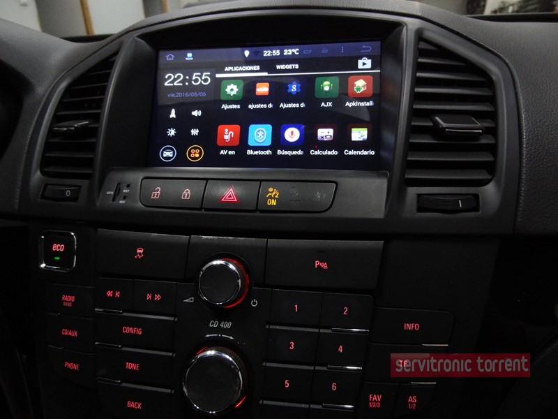 opel insignia radio dvd gps android opel. Black Bedroom Furniture Sets. Home Design Ideas