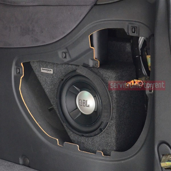 vw sharan 1 caja subwoofer 8 cajas personalizadas. Black Bedroom Furniture Sets. Home Design Ideas
