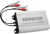 Kenwood KAC-M1804 amplificador 4 canales 400W