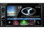 "Kenwood DNX5160BTS Navegación USB / SD / DVD 6.2"" con Bluetooth"