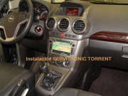 Multimedia equipment with GPS for OPEL ANTARA