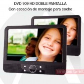 Avantia DVD 909 HD Doble pantalla 9""