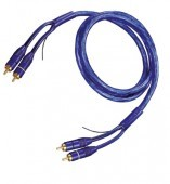 Cable RCA 5 m twisted (2 RCA a 2 RCA)