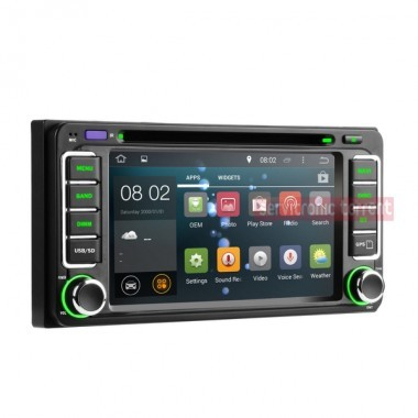 Android Toyota - Quad Core, WI-FI , GPS