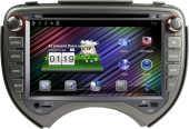 Nissan Micra / March - Radio DVD con GPS Android