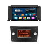 "OPEL ASTRA H - Radio monitor 8""ANDROID"