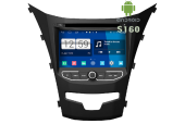 Ssangyong Korando - Radio DVD GPS Android HD QUAD CORE