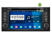 Subaru Forester - Radio DVD GPS Android HD QUAD CORE