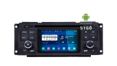 Jeep, Chrysler, Dodge - Radio DVD GPS Android HD QUAD CORE