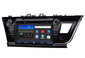 Toyota Corolla 2014 - DVD GPS Android