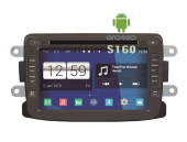 Dacia Duster - Radio DVD GPS Android HD QUAD CORE
