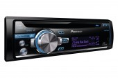 Pioneer DEH-X8600BT Sintonizador RDS con Bluetooth, iPod/iPhone,