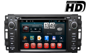 Dodge, Chrysler, Jeep - Radio DVD GPS HD ANDROID