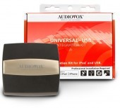 Audiovox Universal Media Interface USB/IPOD/IPHONE 4