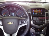 Chevrolet Cruze - Radio DVD GPS Android HD QUAD CORE