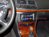 Android  Mercedes E, G, CLS, Quad Core , WI-FI , GPS