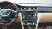 Multimedia Gps Skoda Superb - Fabia - Roomster