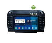 Mercedes Clase S W220 - Radio DVD GPS Android HD QUAD CORE