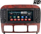 Mercedes Benz S W220 -Radio DVD GPS HD ANDROID