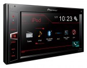 "Pantalla MULTIMEDIA Pioneer MVH-AV270BT 6.2""USB, BT, BT audio"