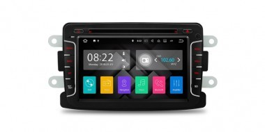 Dacia Android 7.1 GPS Multimedia + camara regalo