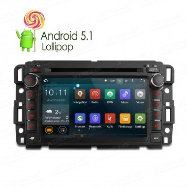 Chevrolet - Radio Dvd Gps Android
