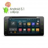 Android Toyota - WiFI, Quad Core, GPS