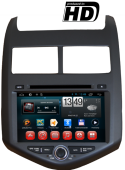 Chevrolet Aveo - Radio DVD GPS HD ANDROID